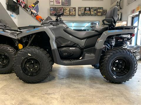 2021 Can-Am Outlander MAX DPS 570 in Pikeville, Kentucky - Photo 2