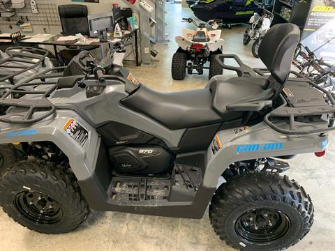 2021 Can-Am Outlander MAX DPS 570 in Pikeville, Kentucky - Photo 3