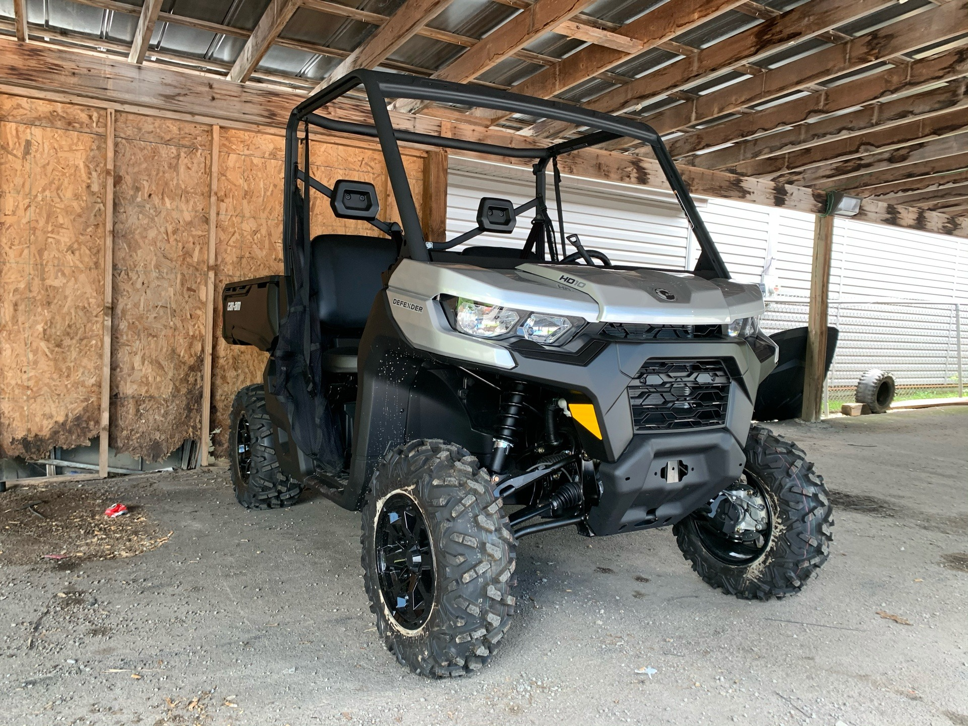 2020 Can-Am Defender DPS HD10 in Pikeville, Kentucky - Photo 1