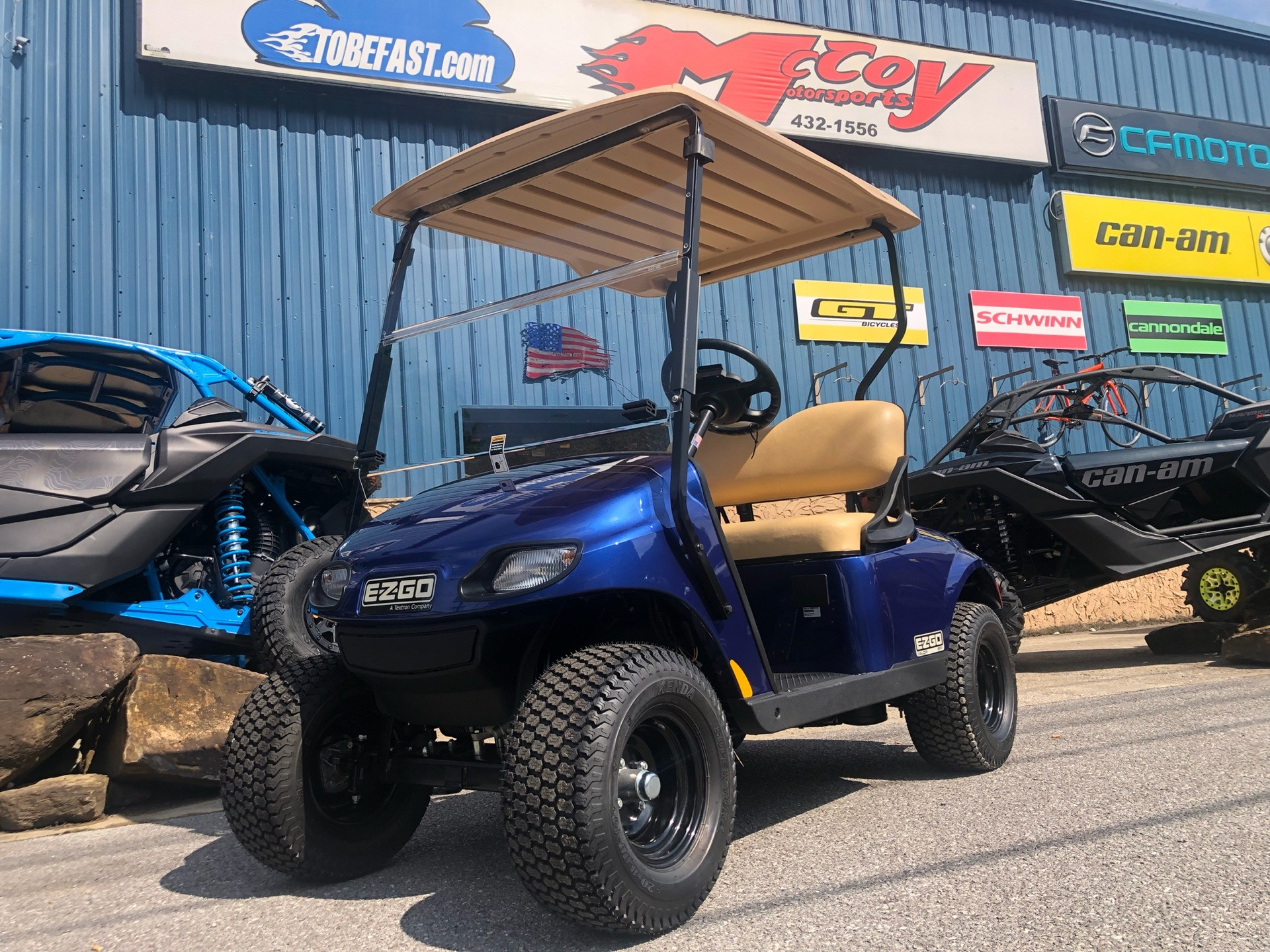 2019 E-Z-Go TXT Valor Gasoline in Pikeville, Kentucky - Photo 1