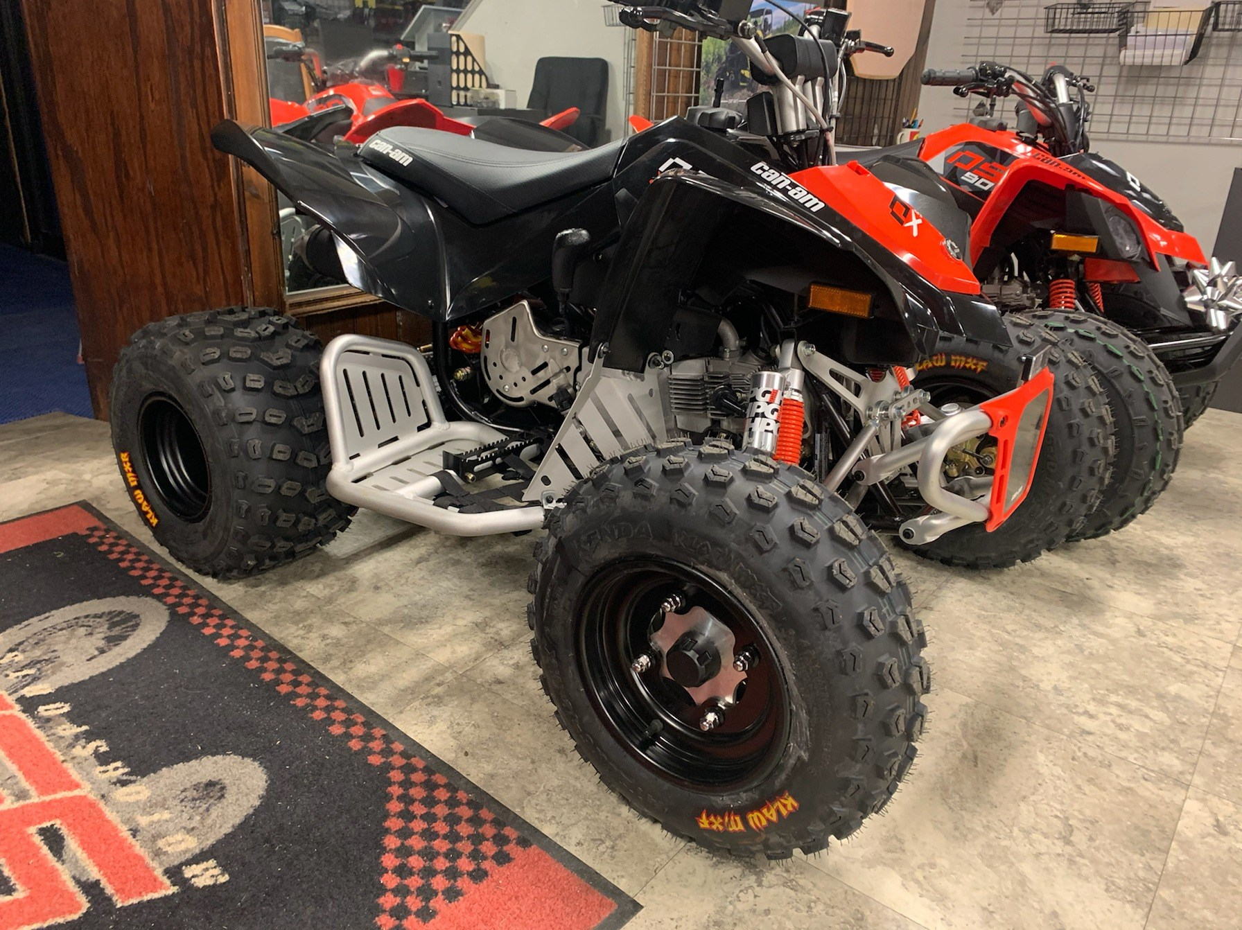 2020 Can-Am DS 90 X in Pikeville, Kentucky - Photo 2