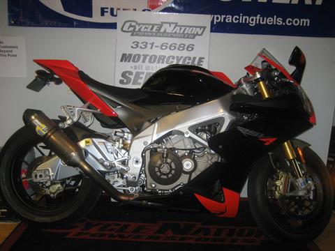2010 Aprilia RSV4 Factory  in Austin, Texas