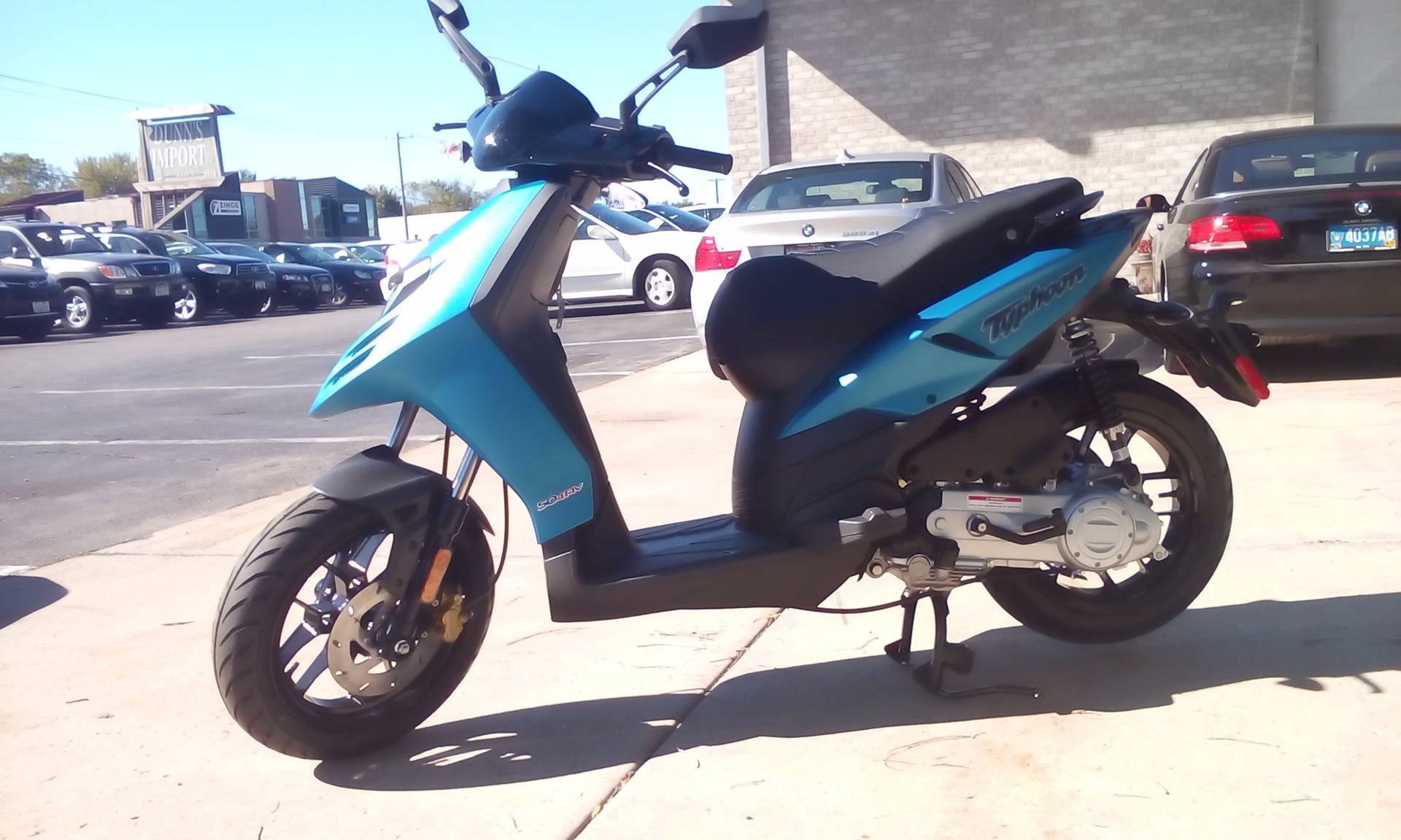 2018 Piaggio Typhoon in Middleton, Wisconsin