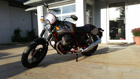 2016 Moto Guzzi V7 Racer in Middleton, Wisconsin