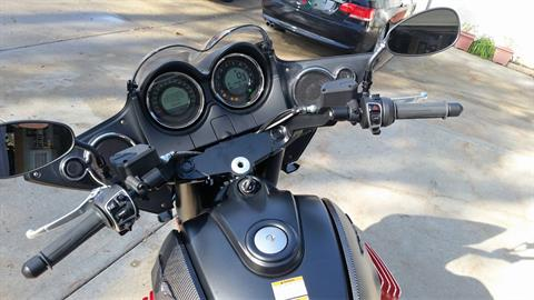 2017 Moto Guzzi MGX-21 in Middleton, Wisconsin