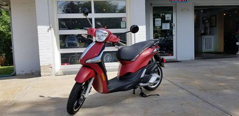 2019 Piaggio Liberty S 150 in Middleton, Wisconsin