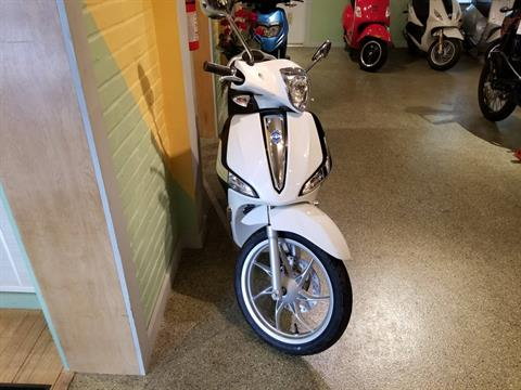 2018 Piaggio Liberty 50 in Middleton, Wisconsin