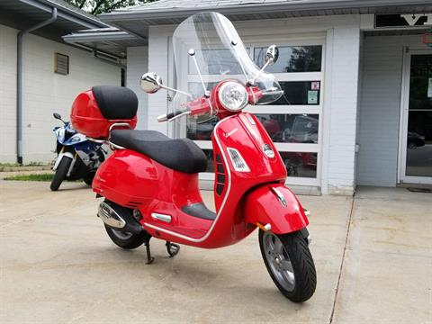 2009 Vespa GTS 250 in Middleton, Wisconsin