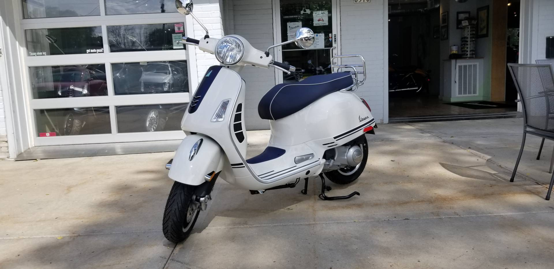 2019 Vespa GTS 300 Yacht Club Special edition in Middleton, Wisconsin - Photo 1