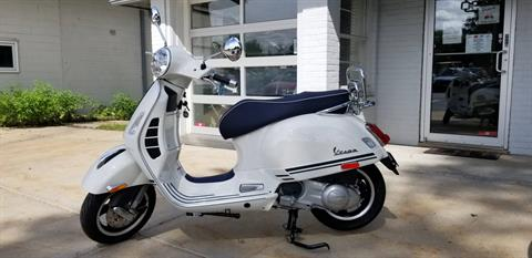 2019 Vespa GTS 300 Yacht Club Special edition in Middleton, Wisconsin - Photo 2