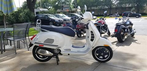 2019 Vespa GTS 300 Yacht Club Special edition in Middleton, Wisconsin - Photo 3