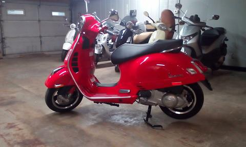 2018 Vespa GTS 300ie ABS in Middleton, Wisconsin