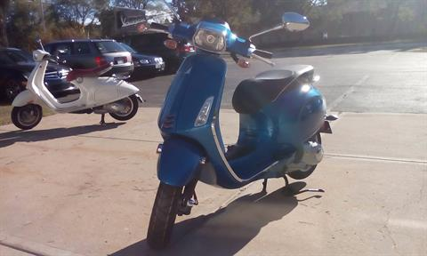 2016 Vespa Sprint 150 in Middleton, Wisconsin