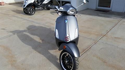 2016 Vespa Sprint 150 sport in Middleton, Wisconsin - Photo 3