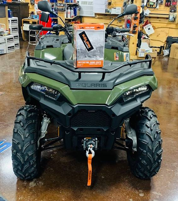 2021 Polaris Sportsman 570 in Caroline, Wisconsin - Photo 1