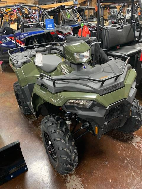 2021 Polaris Sportsman 450 H.O. EPS in Caroline, Wisconsin - Photo 1