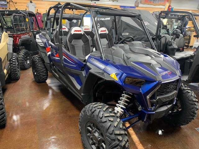 2021 Polaris RZR XP 4 1000 Premium in Caroline, Wisconsin - Photo 1