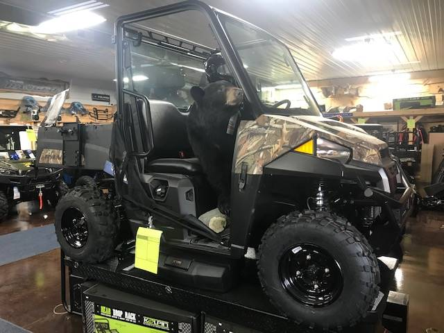 2019 Polaris Ranger 570 Polaris Pursuit Camo in Caroline, Wisconsin - Photo 1