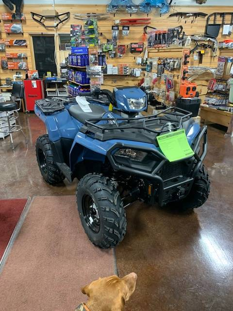 2021 Polaris Sportsman 570 EPS Utility Package in Caroline, Wisconsin - Photo 1