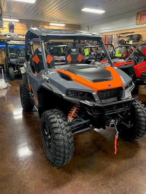 2020 Polaris General XP 1000 Deluxe in Caroline, Wisconsin - Photo 1