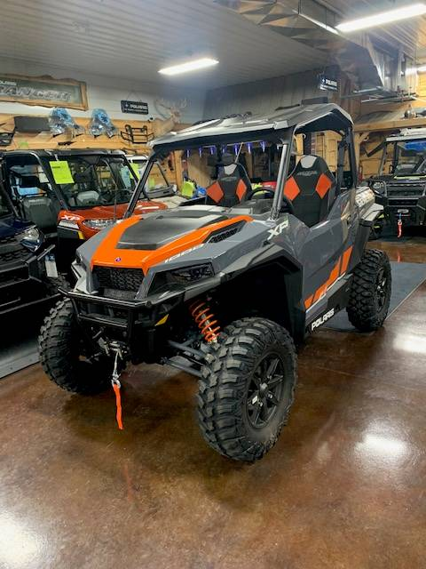2020 Polaris General XP 1000 Deluxe in Caroline, Wisconsin - Photo 2