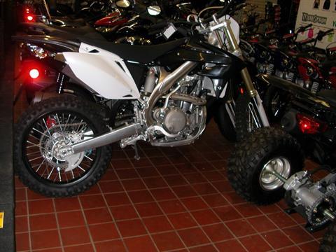 2013 SSR Motorsports SR250-R Dirtbike in Le Roy, New York