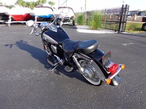 2006 Kawasaki Vulcan® 1500 Classic Anniv. in Saint Petersburg, Florida