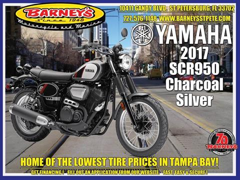 2017 Yamaha SCR950 in Saint Petersburg, Florida