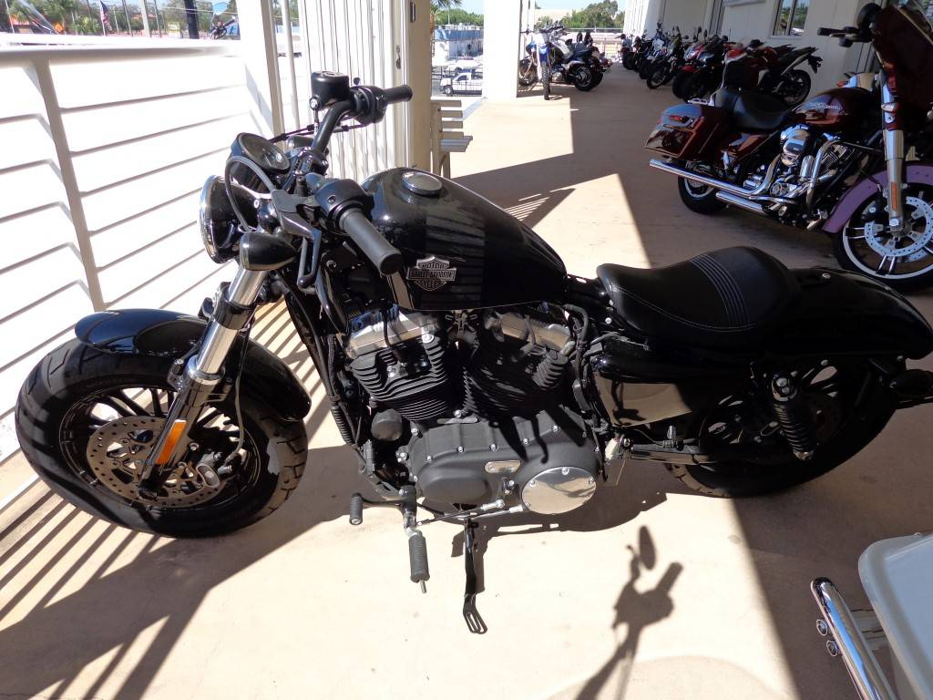 2016 Harley-Davidson Forty-Eight® in Saint Petersburg, Florida