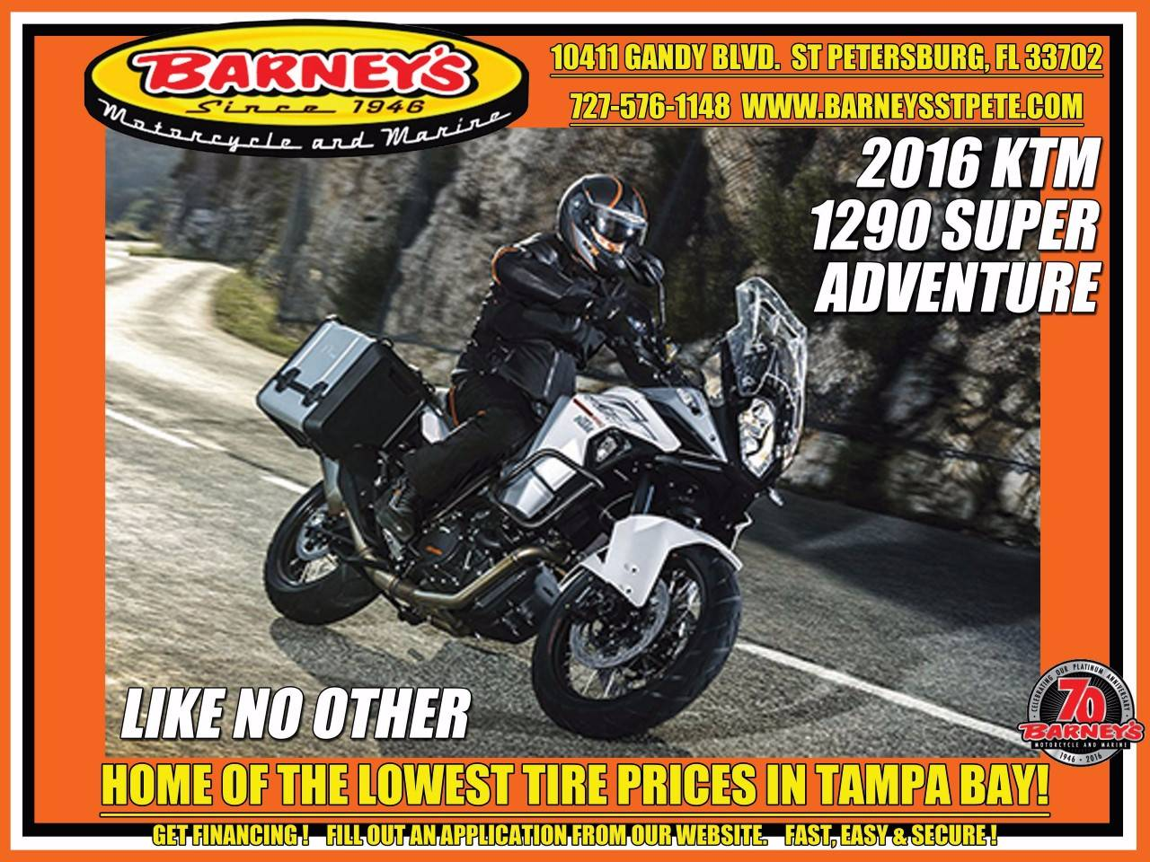 2016 1290 Super Adventure