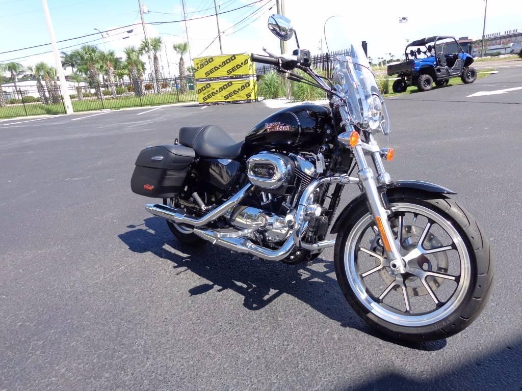 2015 Harley-Davidson SuperLow® 1200T in Saint Petersburg, Florida