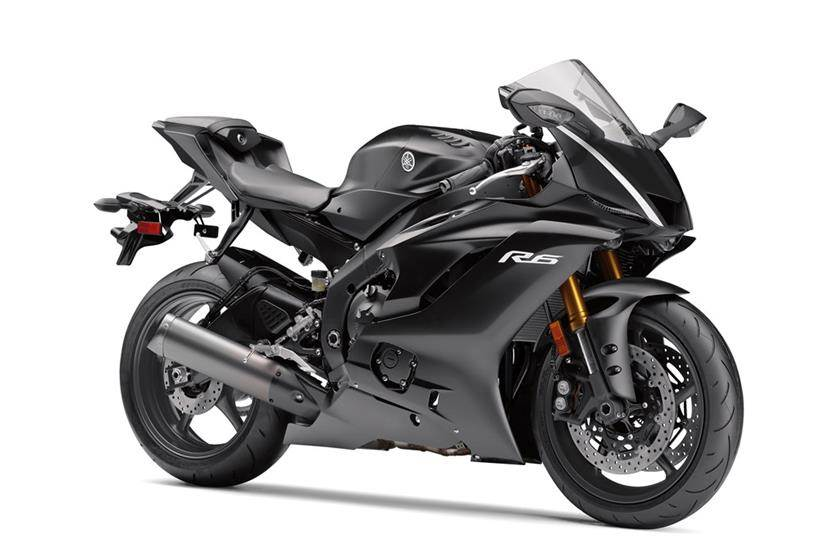 2017 Yamaha Priority Delivery Program For the 2017 R6 in Saint Petersburg, Florida