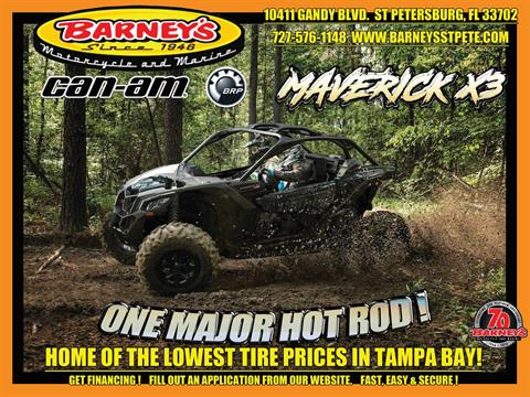 2017 Can-Am Maverick X3 X ds Turbo R in Saint Petersburg, Florida