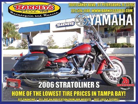 2006 Yamaha Stratoliner S in Saint Petersburg, Florida