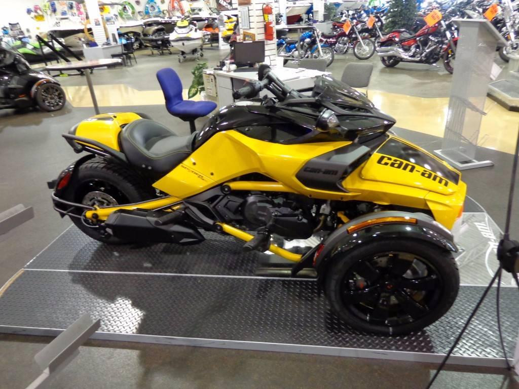 New 2017 Can-Am Spyder F3-S Daytona 500 SE6 Motorcycles in ... | 1024 x 768 jpeg 117kB