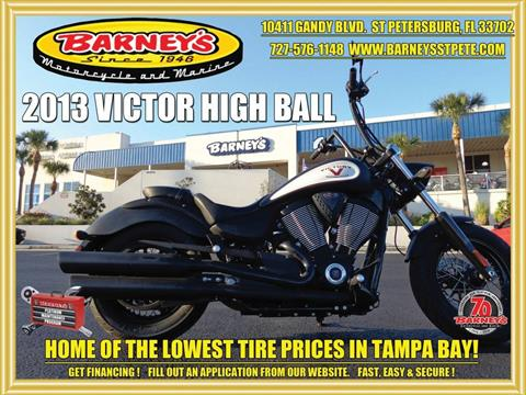 2013 Victory High-Ball™ in Saint Petersburg, Florida