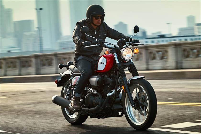 2017 Yamaha SCR950 in Saint Petersburg, Florida