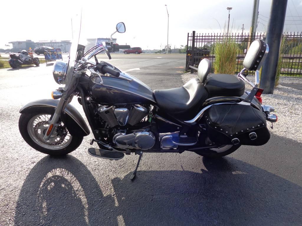2014 Kawasaki Vulcan® 900 Classic LT in Saint Petersburg, Florida