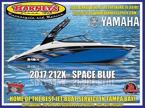 2017 Yamaha 212X in Saint Petersburg, Florida