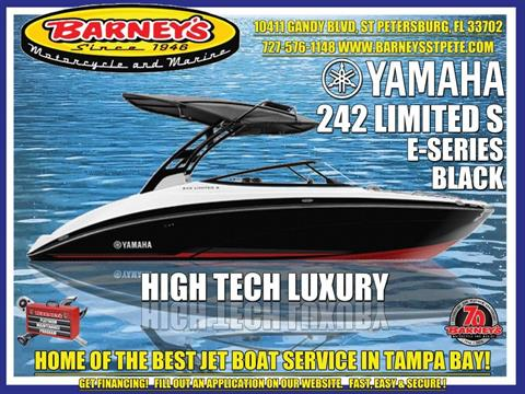 2017 Yamaha 242 Limited S E-Series in Saint Petersburg, Florida