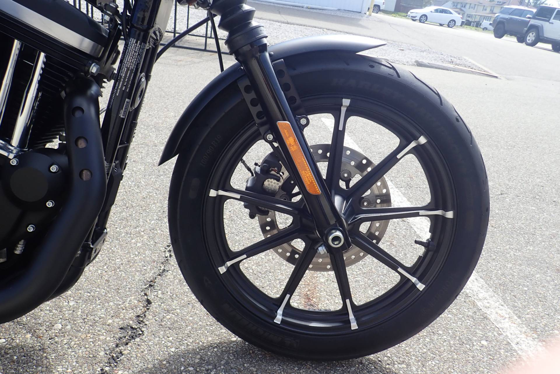 2019 Harley-Davidson Iron 883™ in Massillon, Ohio - Photo 2