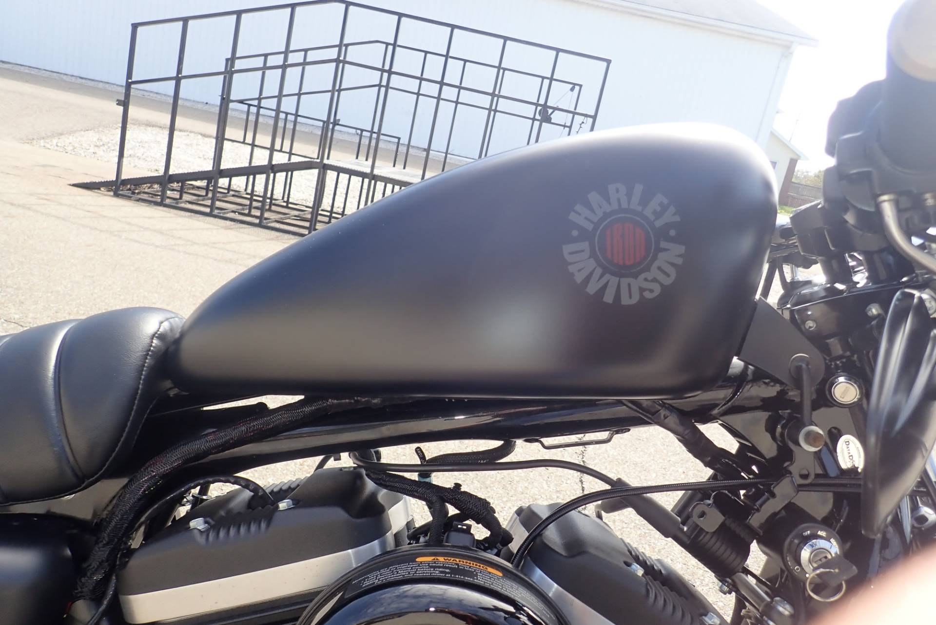 2019 Harley-Davidson Iron 883™ in Massillon, Ohio - Photo 3