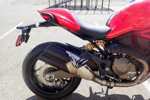 2015 Ducati Monster 821 Stripe in Massillon, Ohio - Photo 5