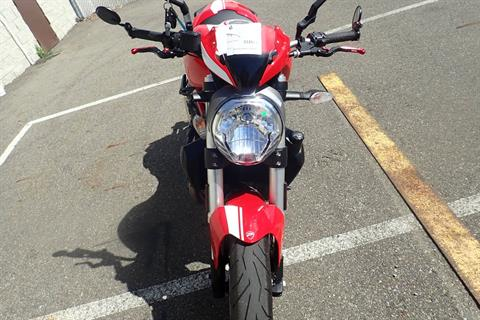 2015 Ducati Monster 821 Stripe in Massillon, Ohio - Photo 6