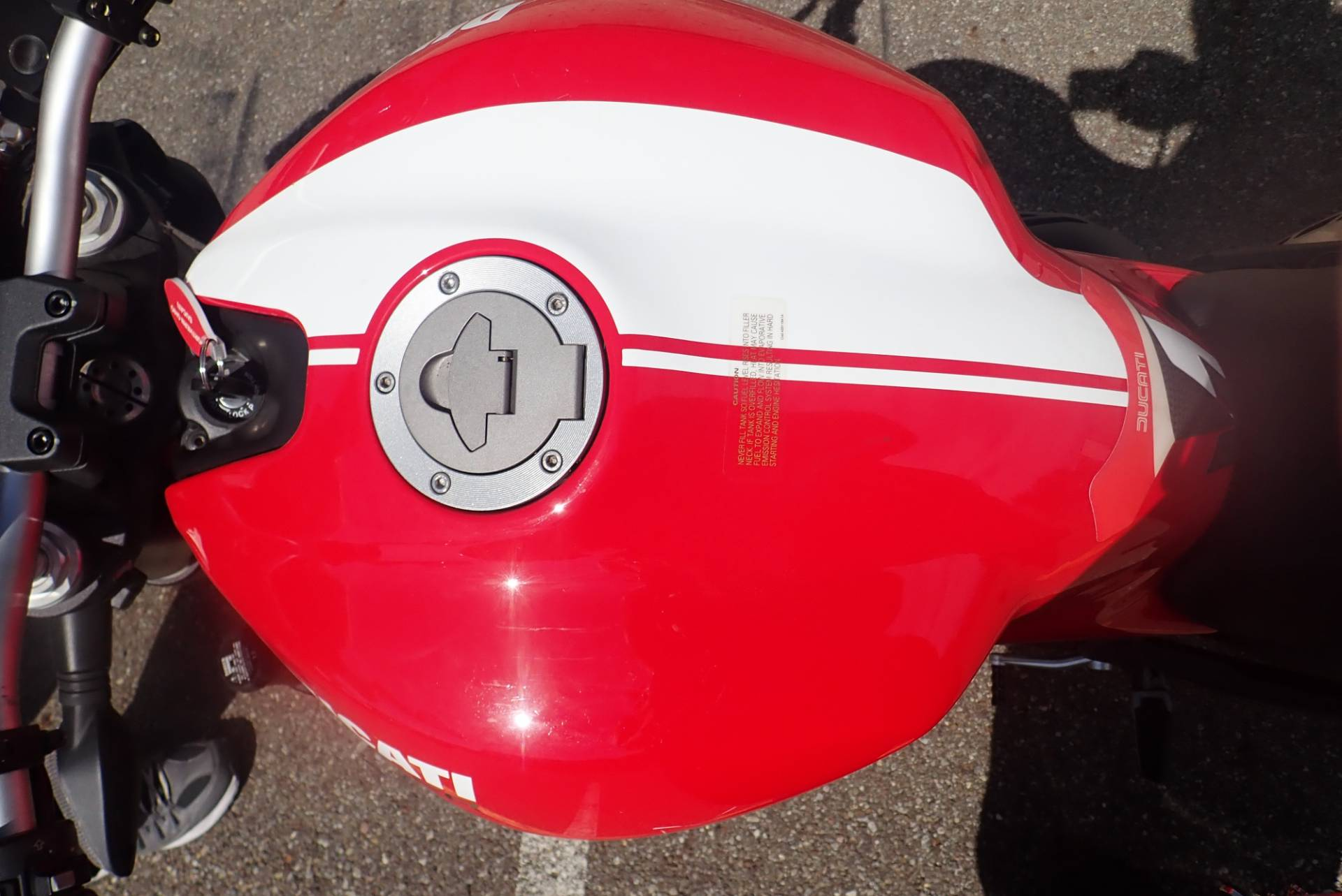 2015 Ducati Monster 821 Stripe in Massillon, Ohio - Photo 8