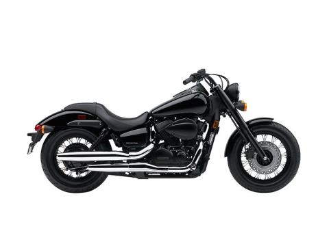 2016 Honda Shadow Phantom Black in Massillon, Ohio