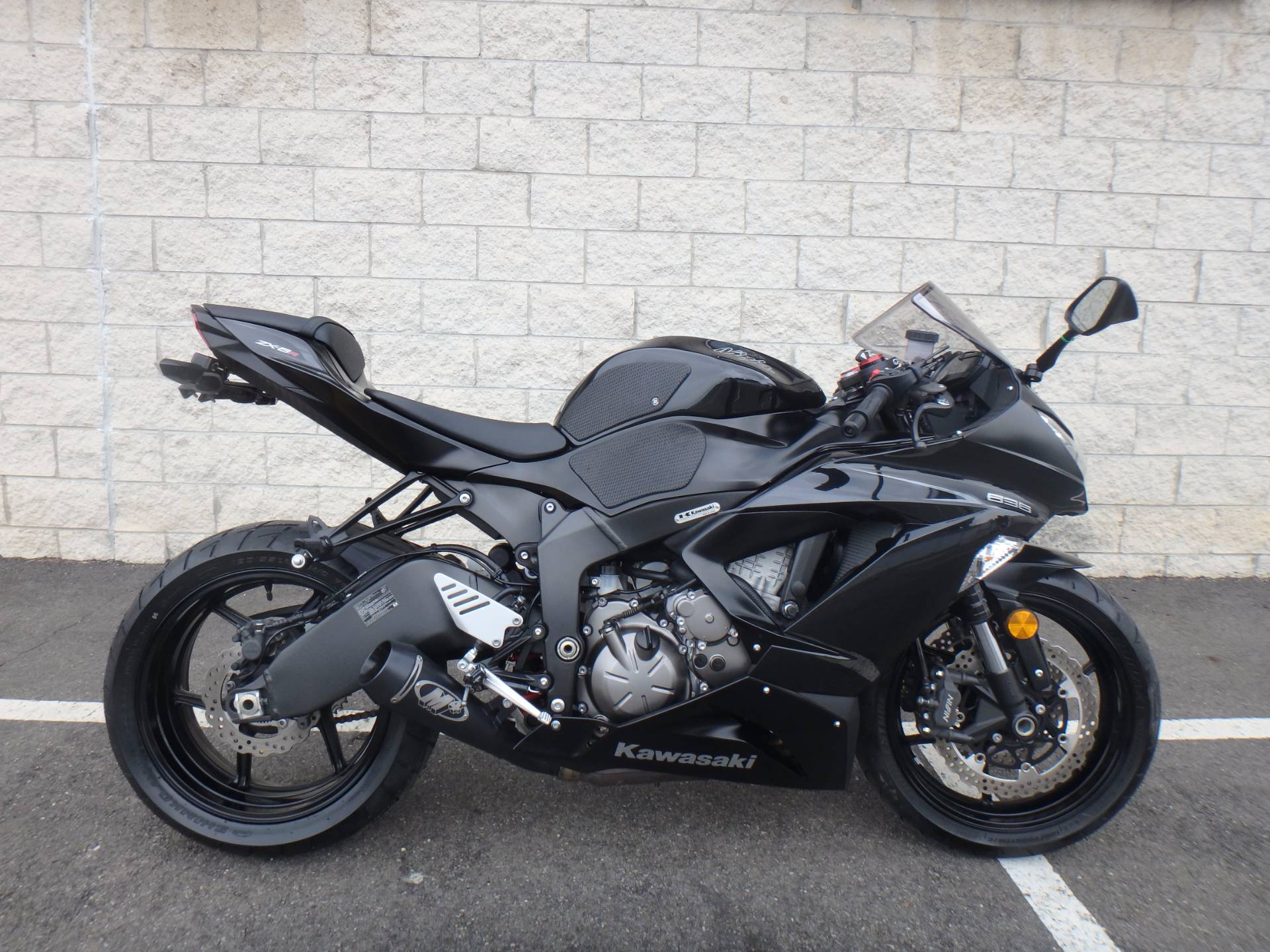 2013 Kawasaki NinjaR ZXTM 6R In Massillon Ohio