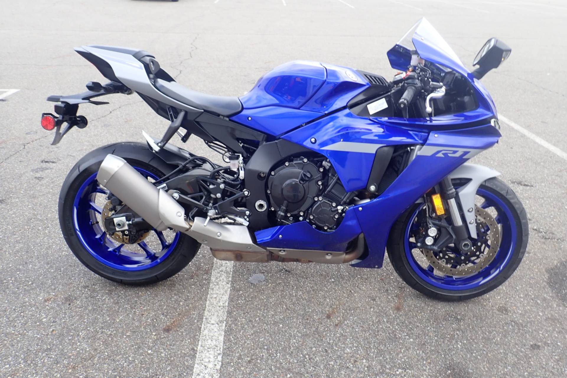 2020 Yamaha YZF-R1 in Massillon, Ohio - Photo 1