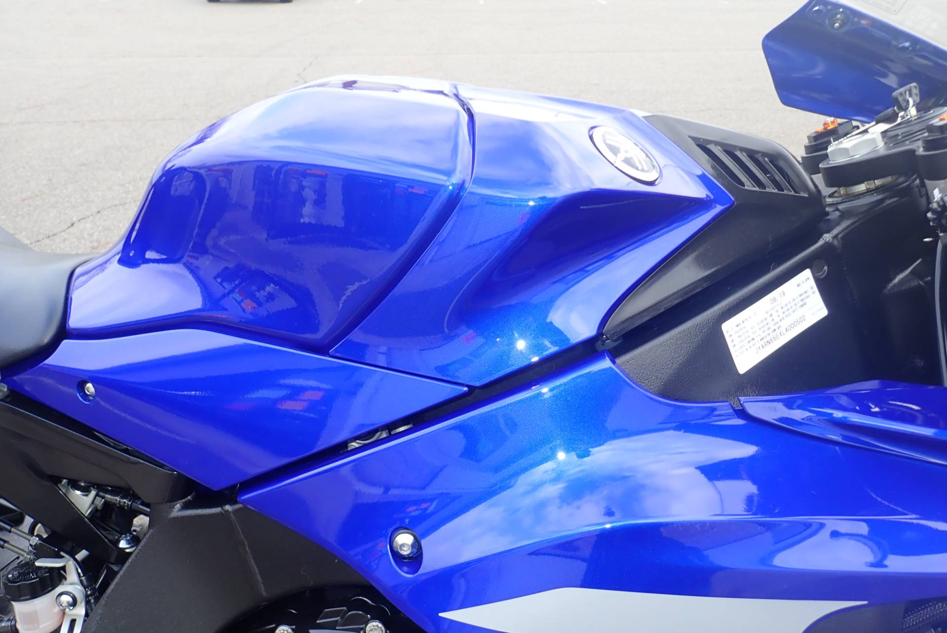 2020 Yamaha YZF-R1 in Massillon, Ohio - Photo 3