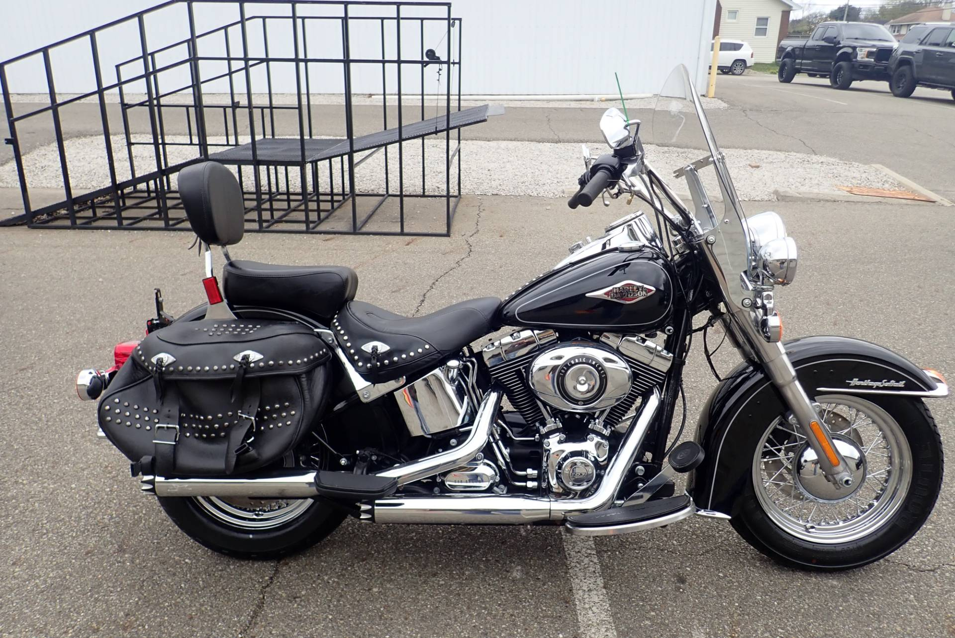 2014 Harley-Davidson Heritage Softail® Classic in Massillon, Ohio - Photo 1